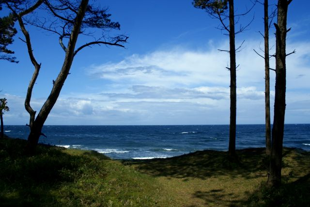 Wiosna nad Bałtykiem